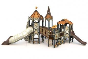"""Игровой комплекс """"Замок рыцаря"""""""