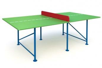 Теннисный стол разборный